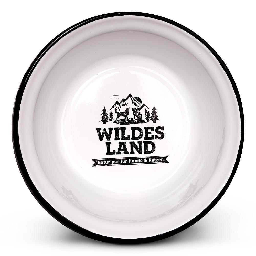 Wildes Land Napf
