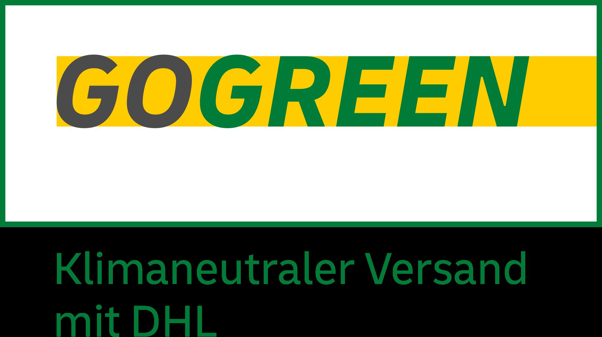 GoGreen DHL - pets Premium Versand